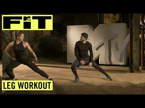 LEG WORKOUT: Skip NOOIT meer LEG DAY! | MTV Fit by Fitchannel.com