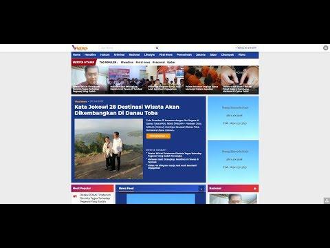 Cara Lengkap Posting Berita di Website Viral News