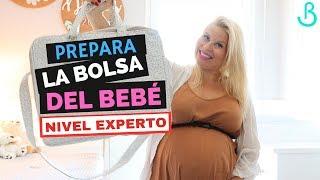 👶🏻👜CÓMO PREPARAR LA BOLSA DEL BEBÉ para el hospital *NIVEL EXPERTO* || Baby Suite by Pau