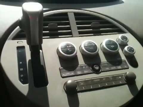 2004 Nissan Quest Se Navigation 1 Owner Dvd Navigation 925