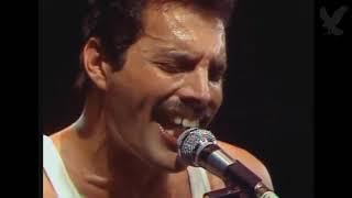 Queen Live at Milton Keynes, June of 1982