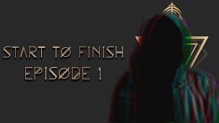 Techno Track Start To Finish|1 The Idea