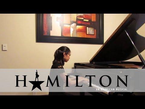 Dear Theodosia - Hamilton (Piano Cover) #Ham4All