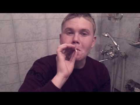Туториал как научиться курить #1 (прикол)