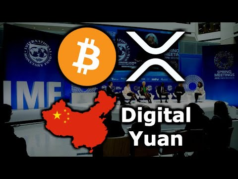 Central Bank Digital Currencies (CBDC) Impact On BITCOIN & XRP - China Digital Yuan Launch 2020