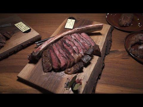 La première boutique de viande maturée au monde ouvre à Dubaï