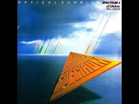 Spectrum - Optical Sunrise (1980) Album