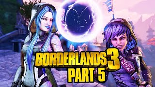 BORDERLANDS 3 Gameplay Walkthrough Part 5 - LIVE