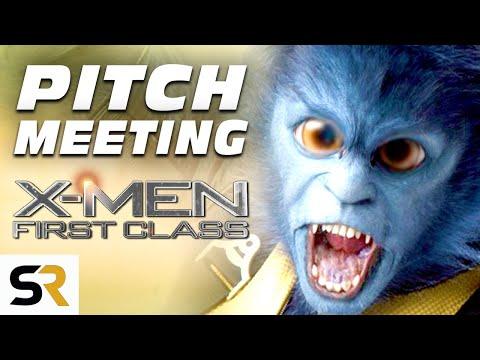 X-Men: First Class Pitch Meeting
