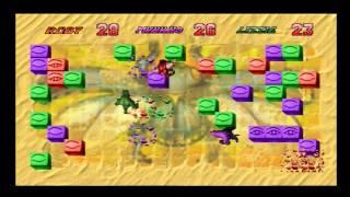 rampage through time mini games part 4