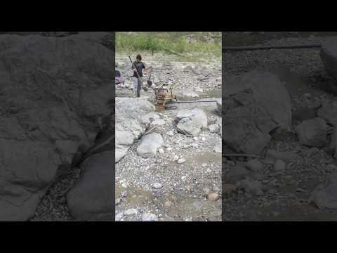 Back Prospecting on the Fraser River (Sept 10, 2017)
