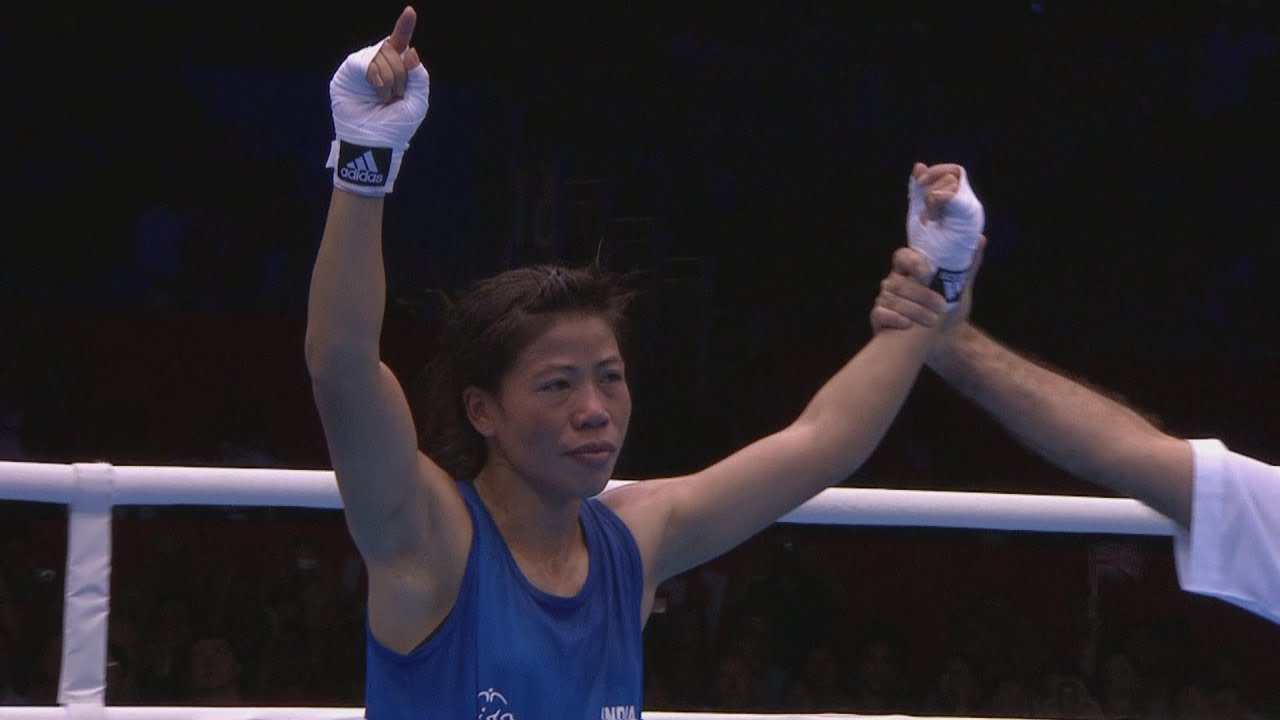 Download Michalczuk (POL) v Himangte (IND) - Women's Fly 51kg Round Of 16 Full Bout - London 2012 Olympics