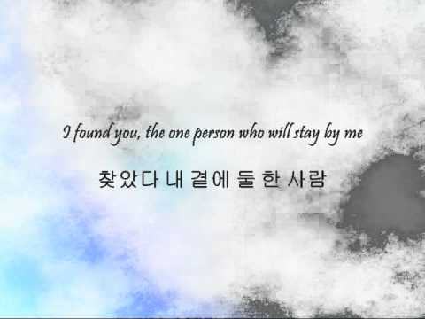 JYJ - 찾았다 (Found You) [Han & Eng]