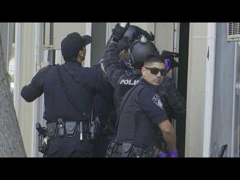El Cajon Standoff & Arrest 01092020