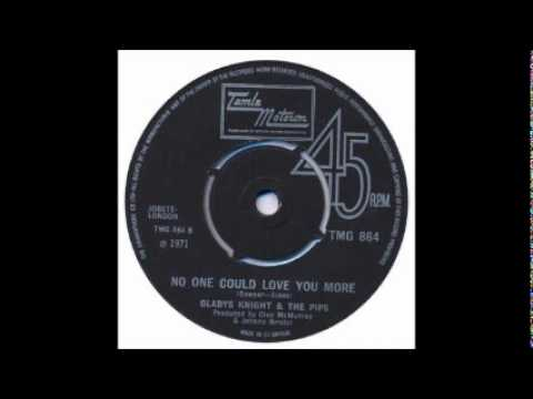 GLADYS KNIGHT - NO ONE COULD LOVE YOU MORE