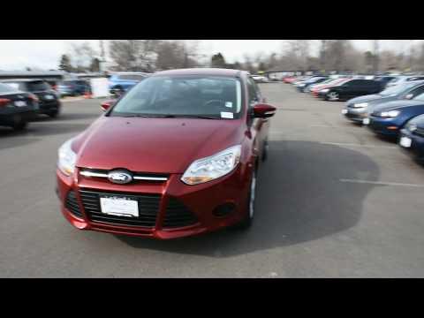 2014 Ford Focus LHM VW Lakewood V17853A 1FADP3F24EL399384