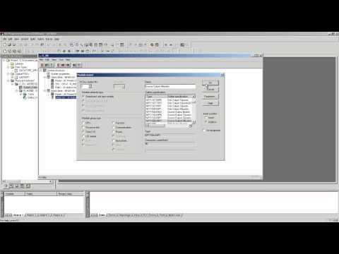 FUJI Electric MICREX-SX - rozszerzona konfiguracja systemu (Expert)