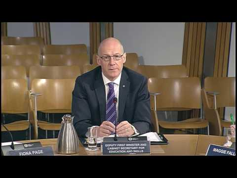 Equalities and Human Rights Committee - Scottish Parliament: 22 June 2017