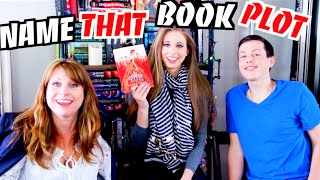 BOOK PLOT JUDGING | FEAT THE FAM