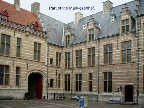 Netherlands: Bergen op Zoom and the Markiezenhof