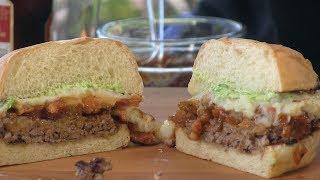 British Pub Burger Recipe!  (Cottage Pie Burger)