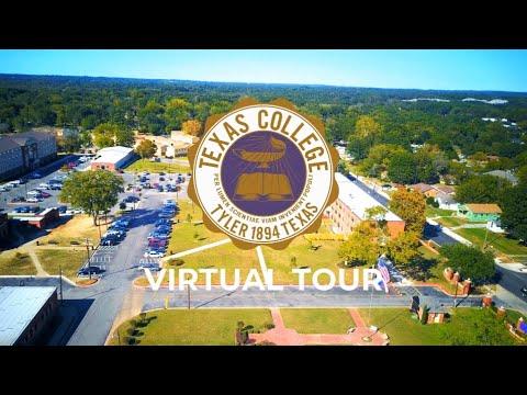Texas College Virtual Tour