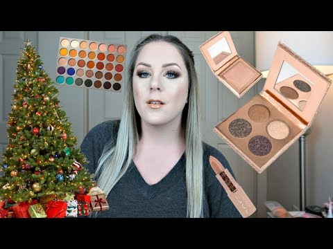 GRWM  HOLIDAY PARTY MAKEUP   ADVICE: College & Moving Away from Home   MakeupbyMegB