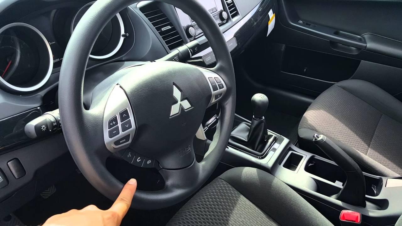 new 2016 mitsubishi lancer es 5 speed manual in aurora il max madsen rh youtube com mitsubishi car manuals mitsubishi lancer car manual