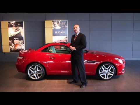 2014 Mercedes-Benz SLK-Class Review