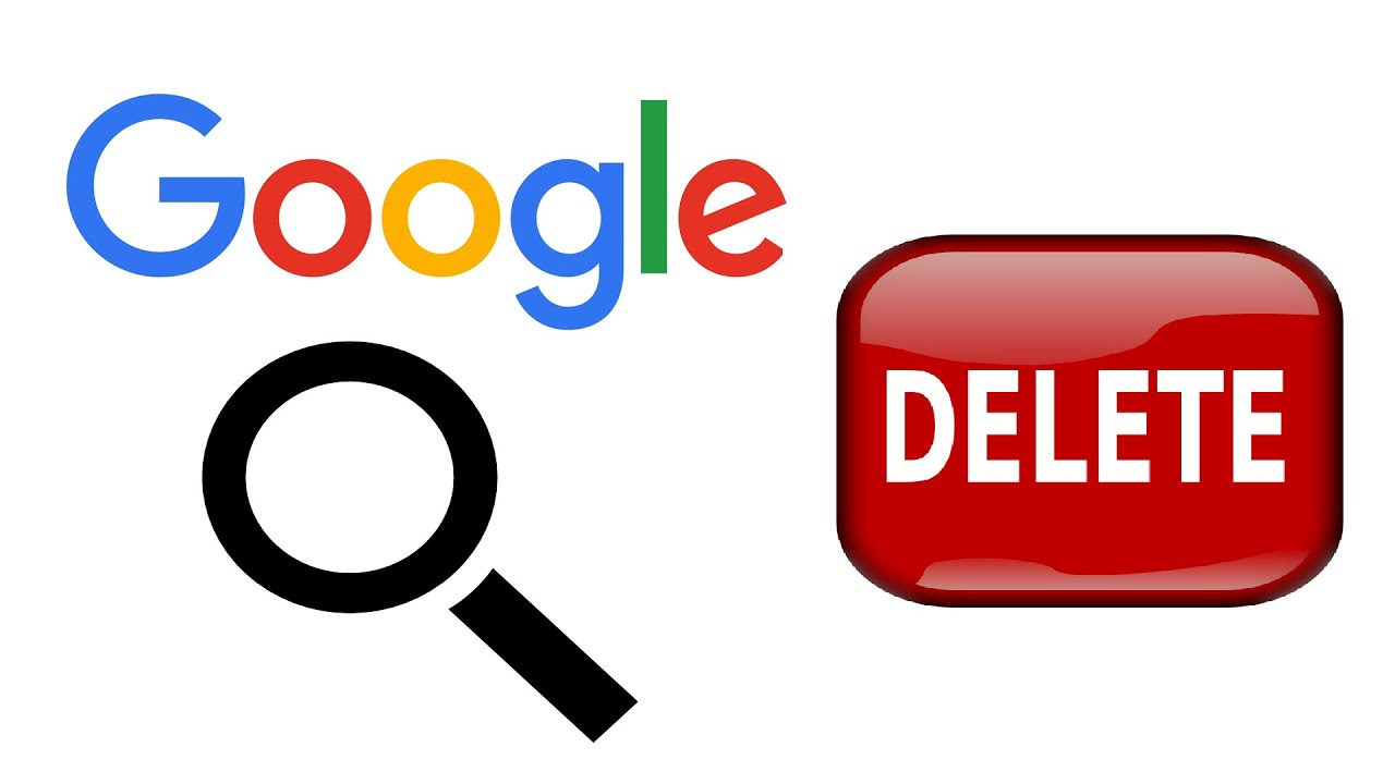 Old Way How To Delete Google Account Search History And Stop Google From  Tracking Your Searches