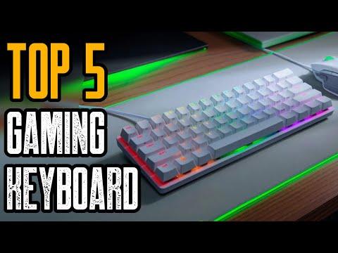 Top 5 Best Gaming Keyboards of 2021! (Mechanical Gaming Keyboard)