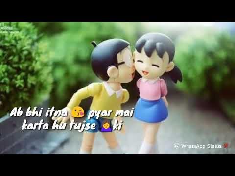 Ab Bhi Itna Pyar Karta Hu Tujse | Lyrics Song | WhatsApp Status Video 2k17 💗