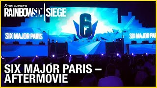 Rainbow Six Siege: Six Major Paris – Aftermovie | Ubisoft [NA]
