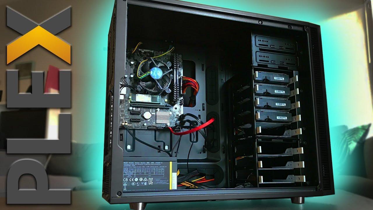 Dedicated server btc v q