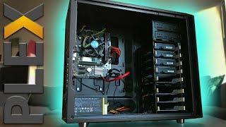 How to Build a Plex Media Server!! | ThatModernDude