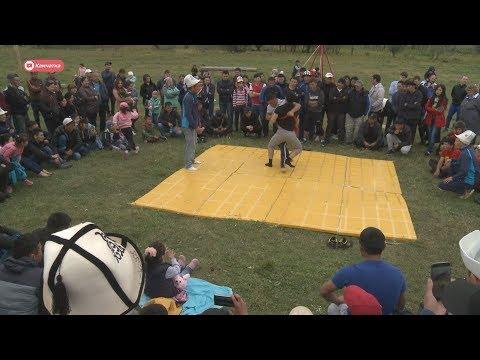 видео: Игры кочевников на Камчатке
