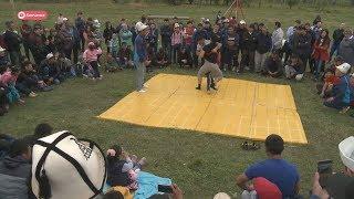Игры кочевников на Камчатке