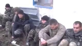 Пленные Украинцы в Красном Партизане Мартвые и живые! УКРАИНА НОВОСТИ СЕГОДНЯ Новороссия Ukrainians