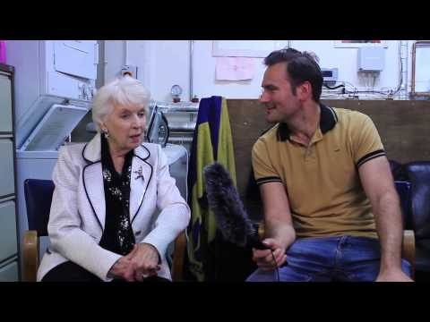 June Whitfield @ Wilton's Music Hall