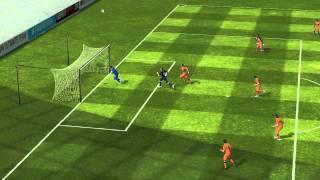 FIFA 14 Android - absalyamov48 VS Valencia CF