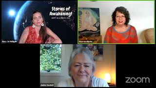 Stories Of Awakening : March ~ April 2021 Earth Energies