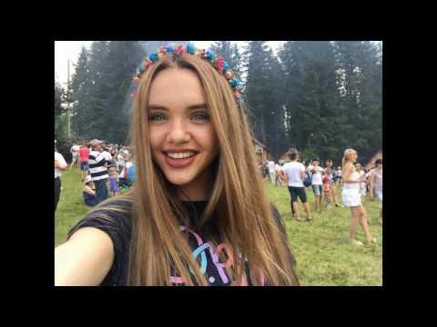 АННА МУЗАФАРОВА, участница группы OPEN KIDS