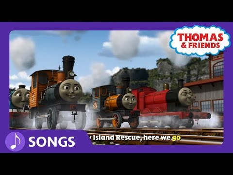 Thomas & Friends UK: Misty Island Rescue