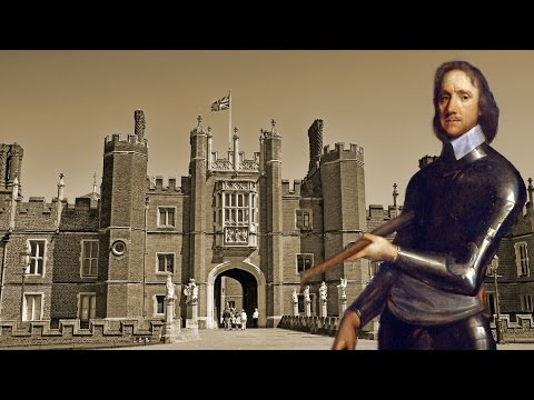 Revolutionary State?: Royal Palaces in Cromwell's England - Professor Simon Thurley