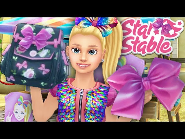 The BEST Bows & Saddle Bag in SSO | Star Stable Online