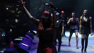 "Salt-N-Pepa & En Vogue ""Whatta Man"" LIVE 2015 - FLOW 93-5"