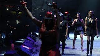 "Salt-N-Pepa & En Vogue ""Whatta Man"" LIVE 2015 - FLOW 93-5's Throwback Birthday Bash"