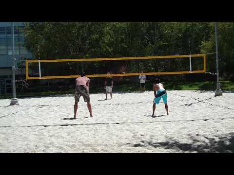 2009 09 05 Google VB Game 9 King of the Beach Trainwreck