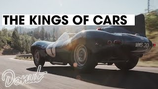 The most expensive and iconic cars sold at auction | Donut Media