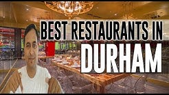 Best Restaurants and Places to Eat in Durham, North Carolina NC